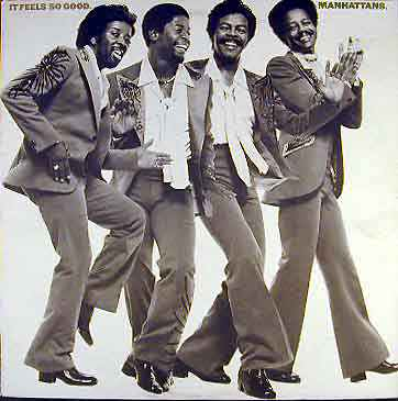 The Manhattans – It Feels So Good (1977)