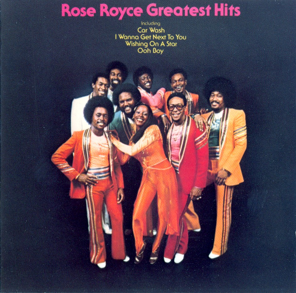 Rose Royce Band | ♪ Black Music