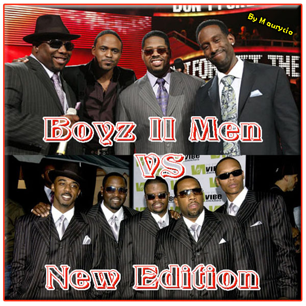 New Edition - Can You Stand The Rain (Quiet Storm Mix ...